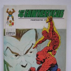 Cómics: LOS 4 FANTASTICOS Nº 51. VOL.1. VERTICE. . Lote 38497974