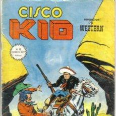 Cómics: CISCO KID Nº 10. VERTICE 1980. LITERACOMIC.. Lote 38559231