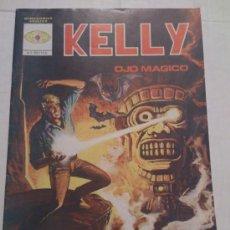 Cómics: KELLY OJO MÁGICO VOL. 1 # 1 (MUNDICOMICS / VERTICE) - 1981. Lote 38581534