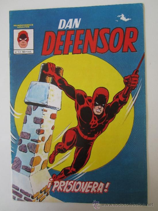 Cómics: mundicomics adultos - dan defensor , numero 1 , vertice 1981 - Foto 4 - 38610781