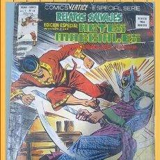 Cómics: RELATOS SALVAJES (ESPECIAL DE ARTES MARCIALES) VOL1, Nº48:LA TACTICA DEL FENIX. Lote 38644941