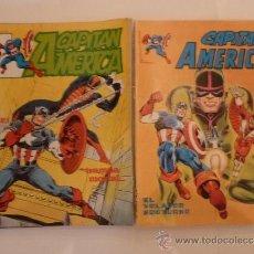 Cómics: CAPITAN AMERICA - VERTICE - SURCO - BE - COLECCION COMPLETA CJ 26. Lote 38681932