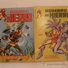 Cómics: EL HOMBRE DE HIERRO - VERTICE - SURCO - COLECCION COMPLETA CJ 6. Lote 38682665