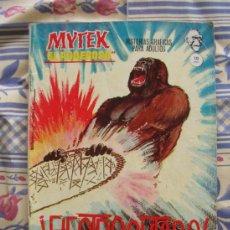 Cómics: VERTICE GRAPA Nº 8: MYTEK EL PODEROSO: ELECTROCUTADO. Lote 38791976