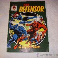 Cómics: DAN DEFENSOR Nº 4, MUNDI COMICS, EDITORIAL VÉRTICE. Lote 38876981