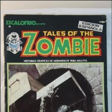 Cómics: TALES OF THE ZOMBIE VERTICE AÑO 1973. Lote 38881966
