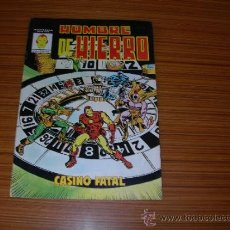 Cómics: HOMBRE DE HIERRO Nº 4 DE VERTICE. Lote 38898876