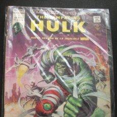 Cómics: THE RAMPAGING HULK Nº 3 EDICIONES VERTICE. Lote 151913654