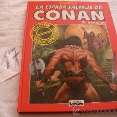 Cómics: LA ESPADA SALVAJE DE CONAN EL BARBARO. Lote 39226165