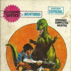 Cómics: (COM-90)COMIC SELECCIONES VERTICE DE AVENTURAS-25 PTS-Nº71. Lote 39072977