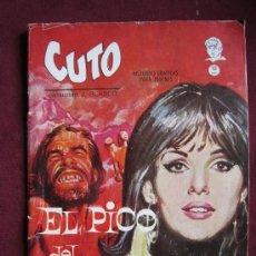 Cómics: CUTO Nº 5. JESUS BLASCO. EDITORIAL VÉRTICE GRAPA, 1965. BASTANTE BUENO. Lote 39115666