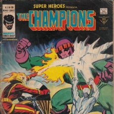 Cómics: SUPER HEROES VOL.2 # 96 (VERTICE,1979) - LA COSA - LOS CAMPEONES - JOHN BYRNE. Lote 39149587