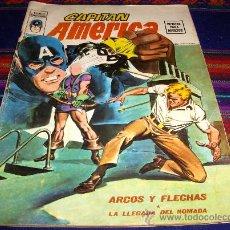 Cómics: VÉRTICE VOL. 2 CAPITÁN AMÉRICA Nº 4. 30 PTS. 1974. . Lote 39185783