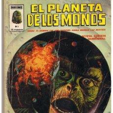 Cómics: EL PLANETA DE LOS MONOS. VOLUMEN 1. NUMERO 4. VERTICE. (C/A4). Lote 39226523