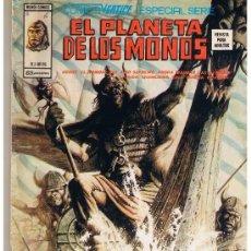 Cómics: EL PLANETA DE LOS MONOS. VOLUMEN 2. NUMERO 26. VERTICE.(C/A4). Lote 39226937