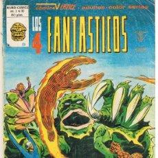 Cómics: LOS 4 FANTASTICOS. VOLUMEN 3. NUMERO 30. VERTICE- (C/A34). Lote 39227048