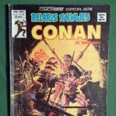 Cómics: RELATOS SALVAJES - CONAN VOL. 1 # 69 (VERTICE). Lote 39245191