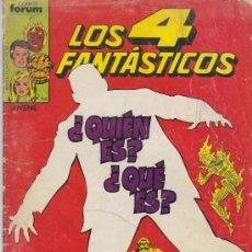 Fumetti: COMIC MARVEL-FORUM Nº 19 LOS 4 FANTÁSTICOS 1ª ED.1983. Lote 39269633
