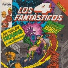 Fumetti: COMIC MARVEL-FORUM Nº 91 LOS 4 FANTÁSTICOS 1ª ED.1990. Lote 39269654
