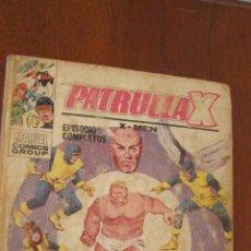 Cómics: PATRULLA X VOL.1 Nº 3. COMPLETO. Lote 39306475