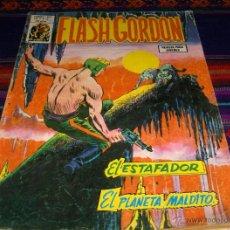 Fumetti: VÉRTICE VOL. 2 FLASH GORDON Nº 12. 50 PTS. 1979. EL ESTAFADOR.. Lote 39382132