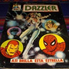 Comics : VÉRTICE MUNDICOMICS SUPER HÉROES Nº 1 CON DAZZLER. 90 PTS. 1981.. Lote 39382436
