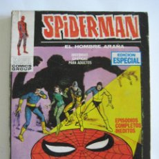 Cómics: SPIDERMAN Nº 7. VOL.1. . VERTICE. Lote 39400072