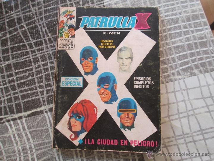 PATRULLA X V 1 Nº 10 (Tebeos y Comics - Vértice - Patrulla X)
