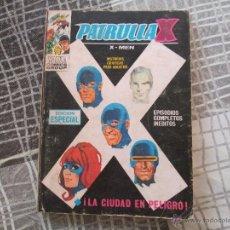 Cómics: PATRULLA X V 1 Nº 10. Lote 39428662