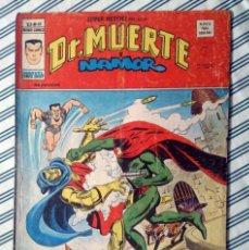 Cómics: SUPER HEROES VOL. 2 # 68 (VERTICE) - DR. MUERTE Y NAMOR. Lote 39440610