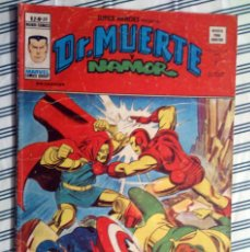 Cómics: SUPER HEROES VOL. 2 # 69 (VERTICE) - DR. MUERTE Y NAMOR. Lote 39440639