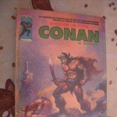 Cómics: CONAN EL BARBARO ANTOLOGIA DEL COMIC TOMO 3. Lote 39544613