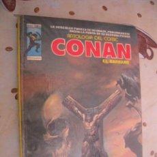 Cómics: CONAN EL BARBARO ANTOLOGIA DEL COMIC TOMO 8. Lote 39544630