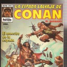 Comics: LA ESPADA SALVAJE DE CONAN RETAPADO 68,69,70. Lote 39555995