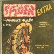 Comics - VERTICE VOL. 1 ESPIDER EXTRA Nº 13 DIFICIL - 39942932