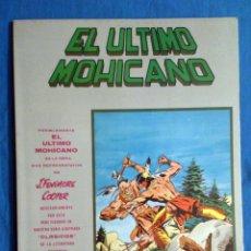 Cómics: MUNDI COMICS CLASICOS VOL. 1 # 3 (VERTICE) - EL ULTIMO MOHICANO - 1981. Lote 39782847