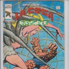 Cómics: LA COSA Y LA MUCHACHA INVISIBLE, NUMERO 95 V.2 MUNDI COMICS , EDITORIAL VERTICE. Lote 39830791