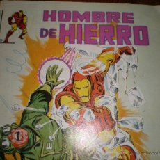 Cómics: EL HOMBRE DE HIERRO,EL COMIENZO DEL INDOTERMO. Lote 39883981
