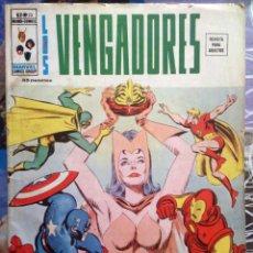 Cómics: LOS VENGADORES VOL. 2 # 23 (VERTICE) - 1976. Lote 39888299
