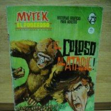 Cómics: MYTEK Nº 4 - VERTICE GRAPA. Lote 39927600