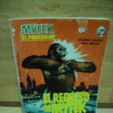 Cómics: MYTEK Nº 13 - VERTICE GRAPA. Lote 39927772