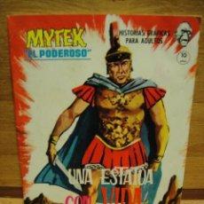 Cómics: MYTEK Nº 16 - VERTICE GRAPA. Lote 39927820