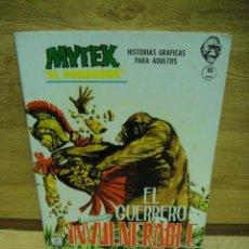Cómics: MYTEK Nº 17 - VERTICE GRAPA. Lote 39927831