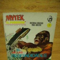 Cómics: MYTEK Nº 3 - VERTICE GRAPA. Lote 39927842