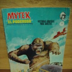 Cómics: MYTEK Nº 2 - VERTICE GRAPA. Lote 39927849