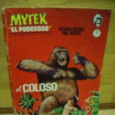 Cómics: MYTEK Nº 1 - VERTICE GRAPA. Lote 39927858