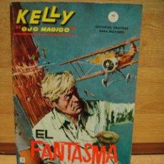 Cómics: KELLY Nº 3 - VERTICE GRAPA - MUY BUEN ESTADO. Lote 39927987