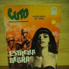 Cómics: CUTO Nº 4 - VERTICE GRAPA. Lote 39928151