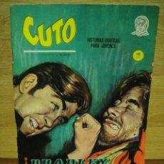 Cómics: CUTO Nº 3 - VERTICE GRAPA. Lote 39928176