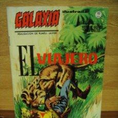 Cómics: GALAXIA Nº 8 - VERTICE GRAPA -. Lote 39930020